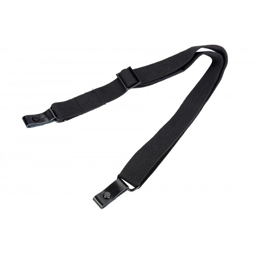 NcStar 2-Point Rifle Sling for AK Series Rifles - BLACK