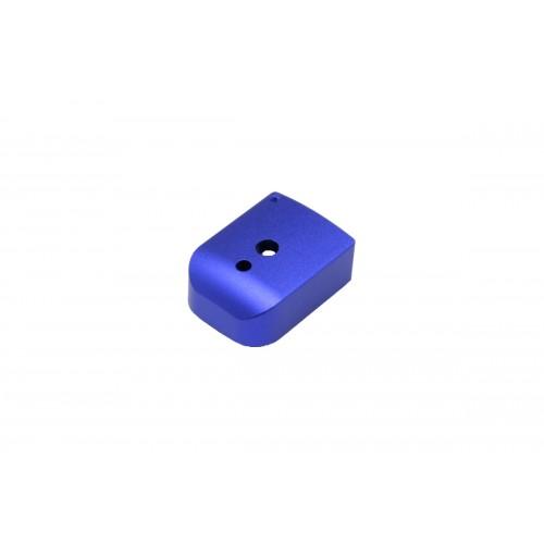 5KU Mag Base Cover for Hi-Capa Magazines (Type 6) - BLUE