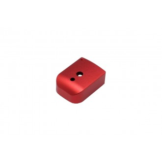 5KU Base Cover for 5.1 Hi-Capa Mags (Type 3) - RED