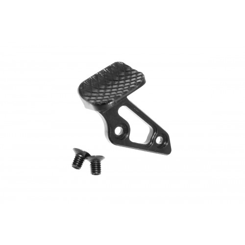 5KU Hi-Capa GBB Thumb Rest (Left) - BLACK
