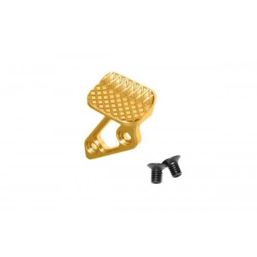 5KU Hi-Capa GBB Thumb Rest (Left) - GOLD