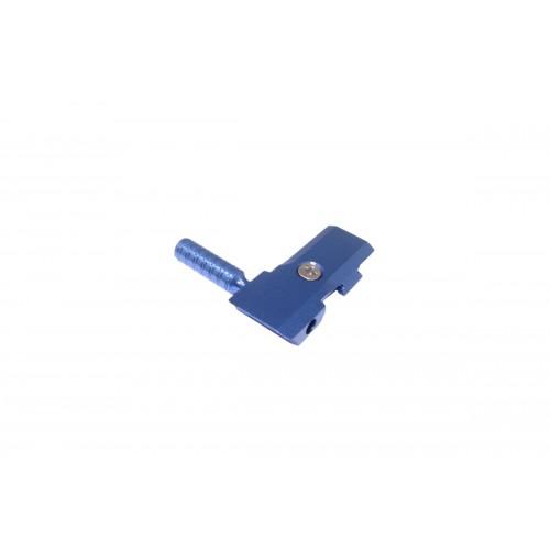 5KU Hi-Capa GBB Round Airsoft Cocking Handle - BLUE