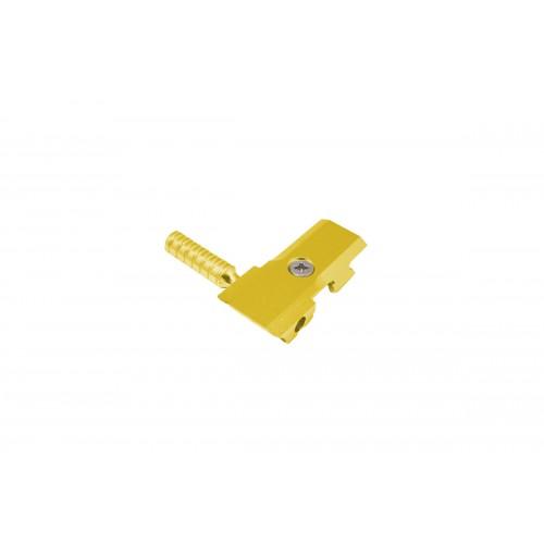 5KU Hi-Capa GBB Round Airsoft Cocking Handle - GOLD