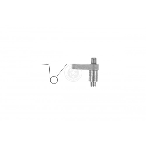 JBU Aluminum Anti-Reversal Latch w/ Spring for Version 2 & 3 Gearboxes
