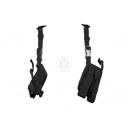 Condor Outdoor Universal Tactical Shoulder Holster - BLACK