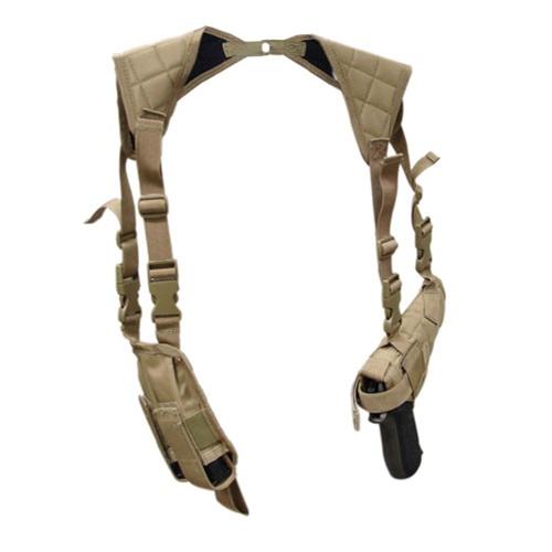 Condor Outdoor Universal Tactical Shoulder Holster - TAN