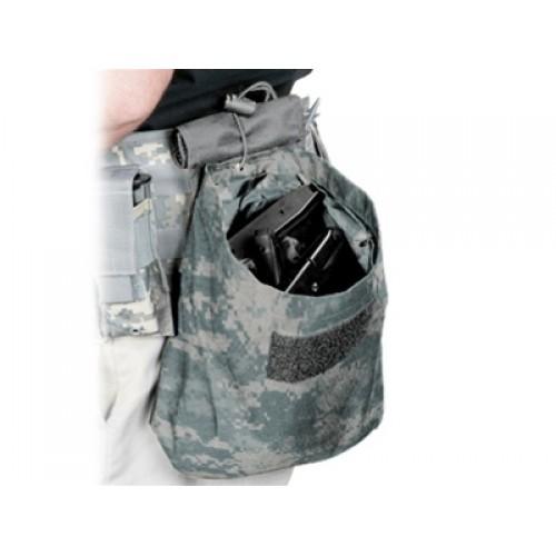 VISM MOLLE Tactical Folding Dump Pouch - ACU