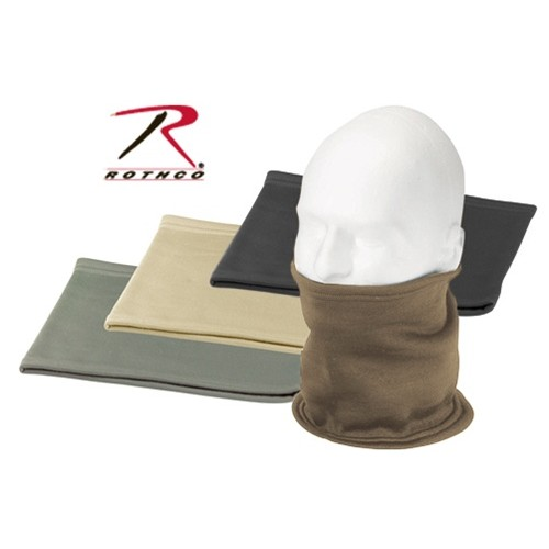 Rothco G.I. Issue Soft Polypropylene Neck Gaiter - BROWN