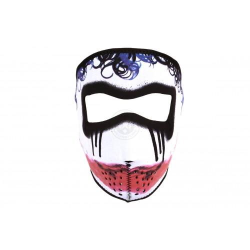 ZAN Headgear Tactical Airsoft Neoprene JOKER Trickster Full Face Mask