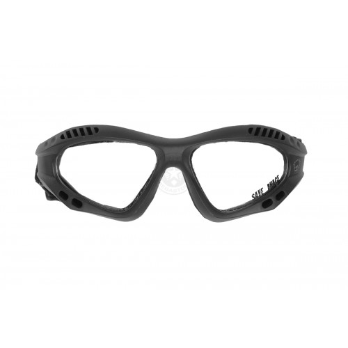 Save Phace Tactical Eye Protector TEP Sly Series Goggles - Clear Lens