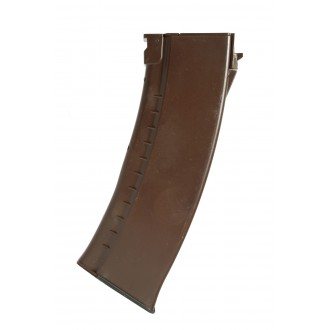 CYMA Airsoft AK74 500rd High Capacity AEG Magazine - Brown