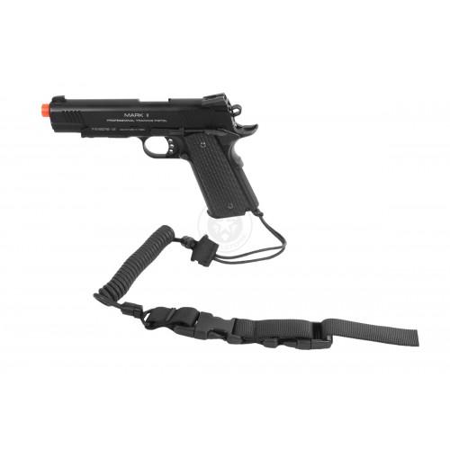 G-Force Airsoft Pistol Retention Lanyard w/ QD Buckles - MEDIUM