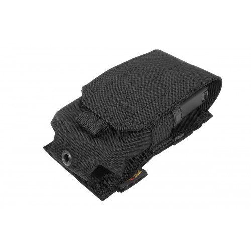Flyye Industries 1000D Cordura MOLLE Single M14 Magazine Pouch - Black