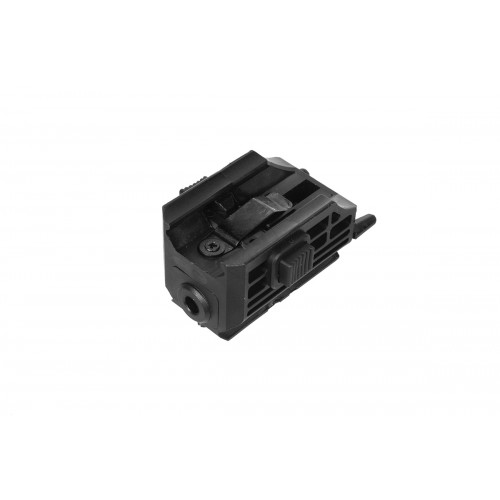 ASG High Power Airsoft QD Compact Pistol Red Laser Sight