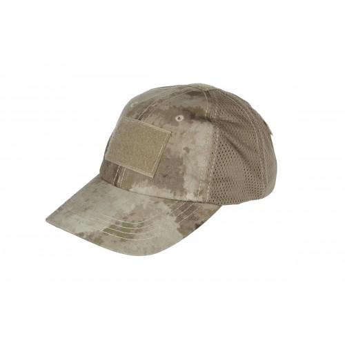 Condor Outdoor Camouflage Tactical Mesh Cap - A-TACS