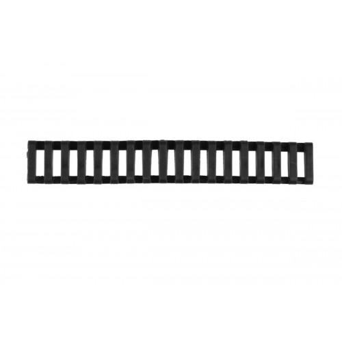 T&D Airsoft Slim Handguard Rail Cover Ladders Set of 4 - BLACK